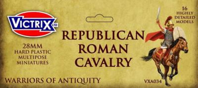 Photo of Republican Roman Cavalry (VXA034)