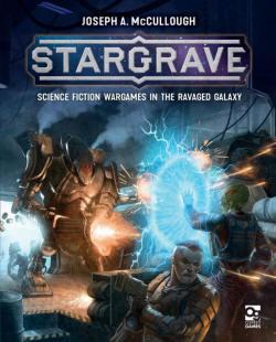 Photo of Stargrave.  (BP1756)