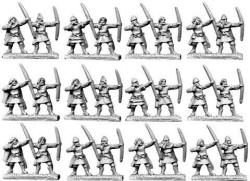 Photo of 10mm Horse Tribe Foot Archers (TM13)