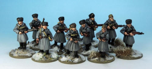 Photo of Soviet Army Squad IV (SWWB10)
