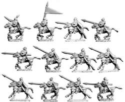 Photo of 10mm Horse Tribe Cavalry (TM11)