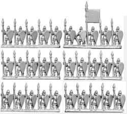 Photo of 10mm City Spearmen (TM18)