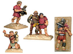 Photo of 10mm Dwarf Warriors (TM20)
