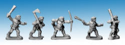 Photo of Halfling Militia III (HF05)