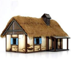 Photo of Polish Rural Dwelling (28S-WAW-119)