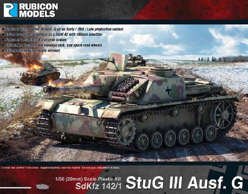 Photo of StuG III Ausf G (SdKfz 142/1) (RU008)