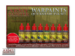 Photo of Warpaints Quickshade Ink Set (AP-WP8011)