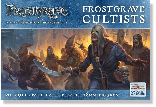 Photo of Frostgrave Cultists (FGVP02)