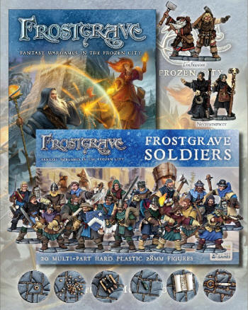 Photo of Frostgrave Starter Deal (FGStarter)
