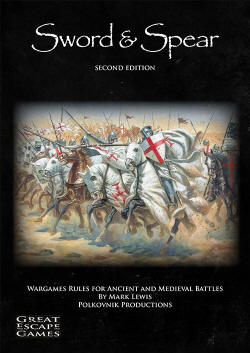 Photo of Sword and Spear 2nd Edition Rules (BP1501)