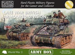 Photo of LATE WAR BRITISH ARMOURED DIVISION (PSCAB15002)