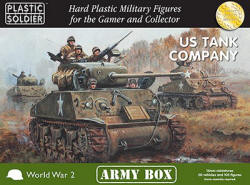 Photo of US TANK COMPANY 1944 (PSCAB15003)