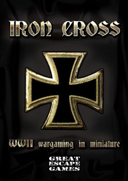 Photo of Iron Cross (BP1503)