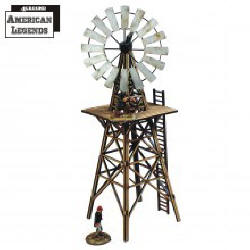 Photo of Dead Man's Hand Windmill (28S-DMH-125)