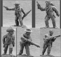Photo of Americano Mercenarios (PMX 04)