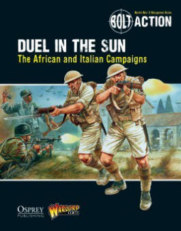 Photo of Bolt Action: Duel in the Sun (BP1510)
