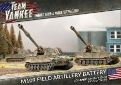 Photo of M109 Field Artillery Battery (x3) (TUBX04)