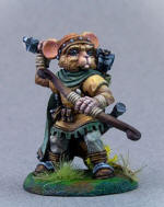 Photo of MOUSE RANGER WITH BOW (DSM8074)