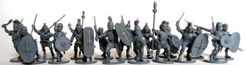 Photo of Unarmoured Iberian Warriors (VXA012)