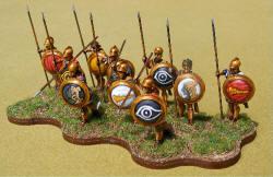 Photo of Libyan-Phoenician Spearmen (AGEMA25)