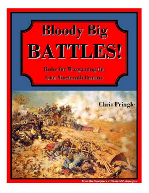 Photo of Big Bloody Battles (BP1513)