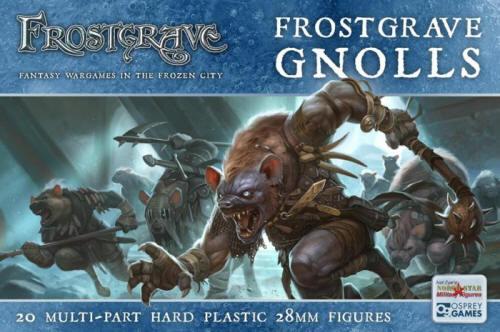 Photo of Frostgrave Gnolls (FGVP03)