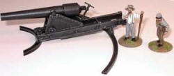 Photo of 100pdr Parrott Rifle Gun. (TA-ACW04)