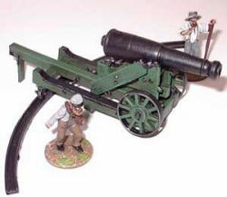 Photo of 8 inch Columbiad Siege Gun (TA-ACW06)