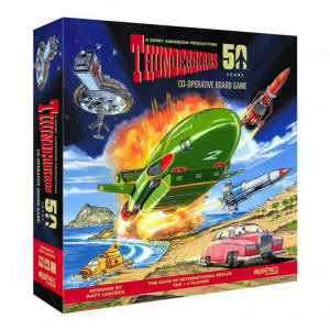 Photo of Thunderbirds Board Game (MUH50042)