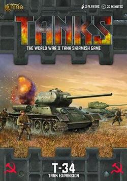Photo of Soviet T-34 Tank Expansion (TANKS10)