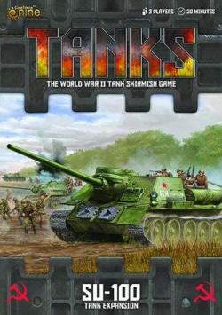 Photo of Soviet SU-100 Tank Expansion (TANKS11)