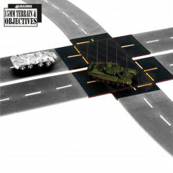 Photo of 15mm Carriage Way Cross Roads (15s-TAO-123)