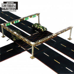 Photo of 15mm Carriage Way Gantries (15s-TAO-128)