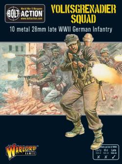 Photo of Volksgrenadier Squad (WGB-WHR-01)