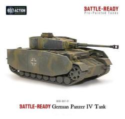 Photo of Panzer IV Battle Ready Tank (WG-BAT-1)