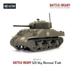 Photo of M4A3 Sherman Battle Ready Tank (WG-BAT-2)