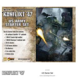 Photo of US Konflikt '47 Starter Set (451510401)