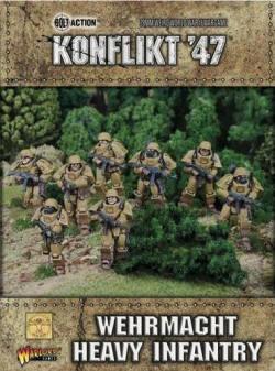 Photo of German Heavy Infantry KF'47 (452210201)