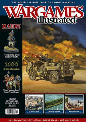 Photo of Wargames Illustrated 347 (WI347)
