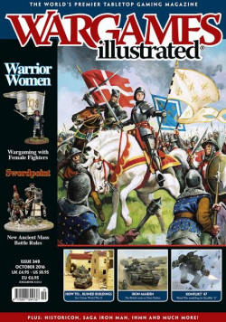 Photo of Wargames Illustrated 348 (WI348)