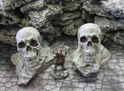 Photo of ROCK SKULLS (SET12)