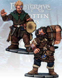 Photo of Barbarian Bard & Pack Mule (FGV227)