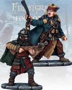 Photo of Barbarian Apothecary & Marksman (FGV225)