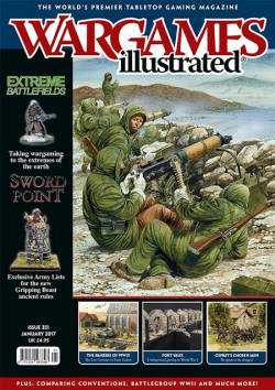 Photo of Wargames Illustrated 351 (WI351)