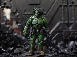 Photo of CS Shiver Officer  (DSLASh000M )