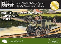 Photo of British & Commonwealth CMP 15cwt Truck (WW2V15030)
