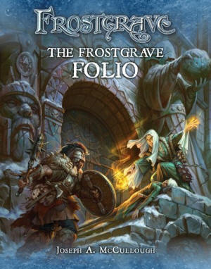 Photo of Frostgrave Folio (FGV)