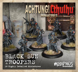 Photo of Black Sun Troopers (MUH050182 )