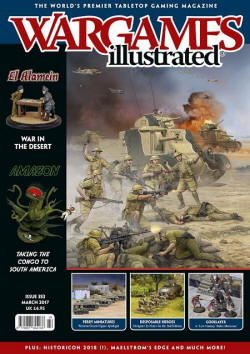 Photo of Wargames Illustrated 353 (WI353)