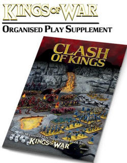 Photo of Clash of Kings - Organised Play Supplement  (BP-MGKW11)
